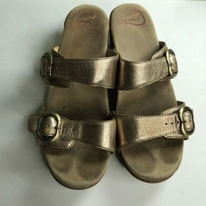 Dansko shoes sandals slides women size 38 US 7